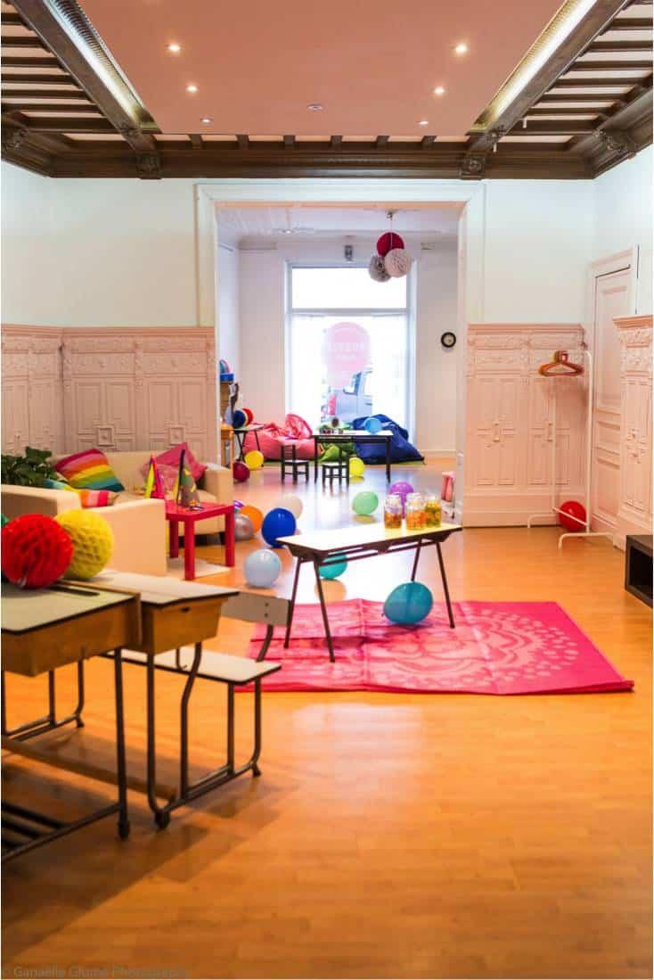 salle bubble bubble event. Black Bedroom Furniture Sets. Home Design Ideas